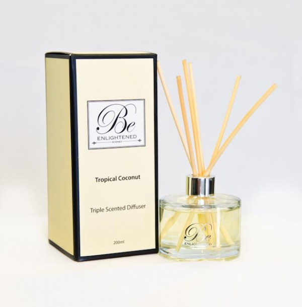Be Enlightened 200ml Triple Scented Diffuser
