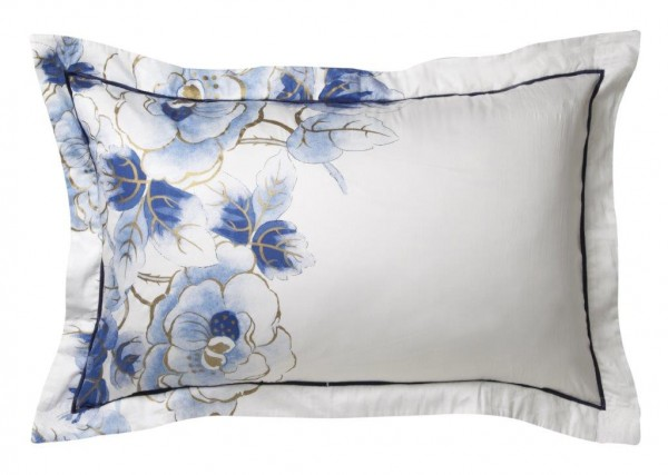 Floral Navy By Wedgewood Quilt Covers Bedroom