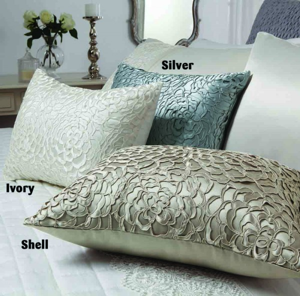 Xanthia Ivory By Private Collection Quilt Covers Bedroom